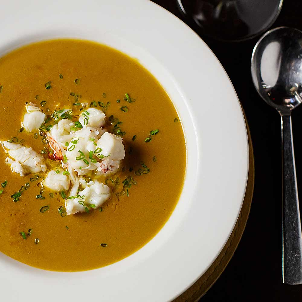 Carnevor Lobster Bisque